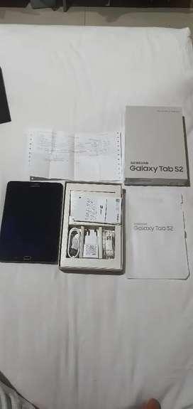 Samsung Tab S2 8.0 Mulus