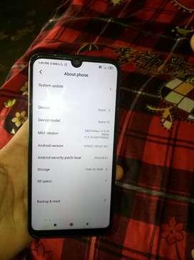 Mi y3 pura ok mobile sale and excng exng I phone 6 ja  7 nal