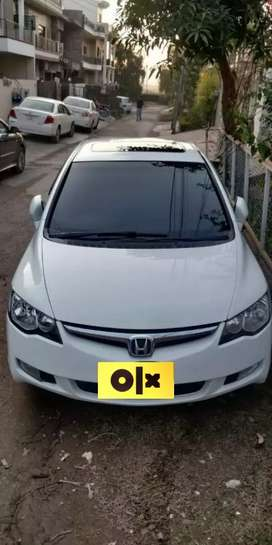 Honda Civic Rebon 1.8 On Instalment