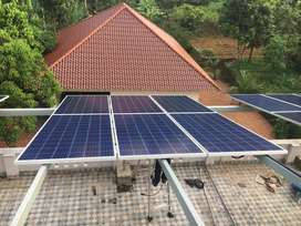 3Kw on grid solar sysyem