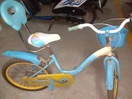 Dodge cycle sky blue colour in good condition