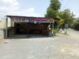Hotal for rent on khanpur road near taxila or Huripur city kpk