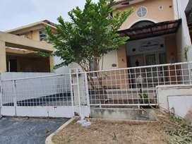 Rumah cluster Italy banjar wijaya