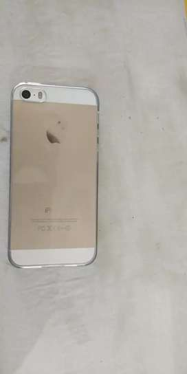 iphone 5s.6 month old.very good condition.