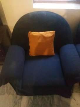 Five seater sofa for sale good condition