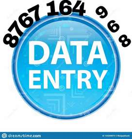 Just join data entry work from home and earn money