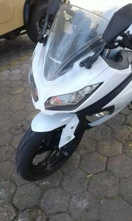 Kawasaki 250 ninja