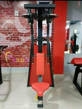 Brand new gym equipment