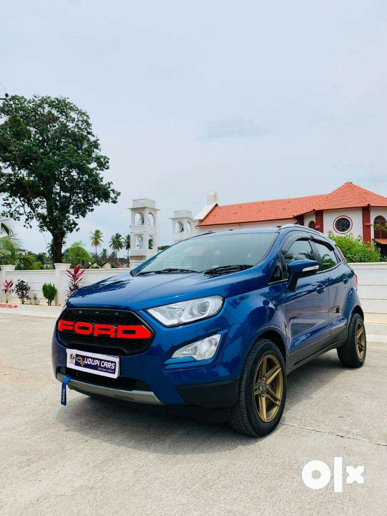 Ford Ecosport, 2018, Diesel 0