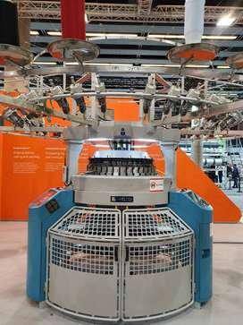 Mesin Rajut Circullar Knitting Machine