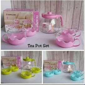Teapot set 5in1