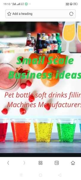 Multi flavoured soft drinks making soda machine
