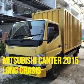 Canter Long Chasis 2015