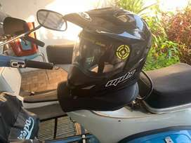 HELM SUPERMOTO MDS  | TAMBUN