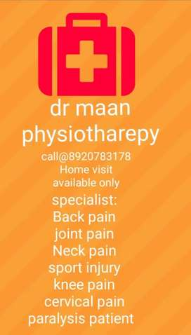 Physiotherapy home visit