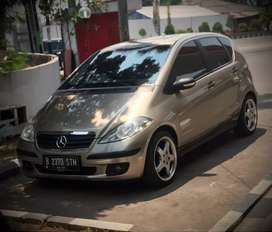 Mercedes AClass 2006 AT