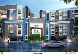 2bhk classy apartment sale at tambaram west