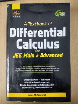 Arihant's Differential Calculus for JEE