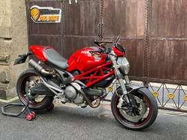 Ready Ducati Monster 696 2012