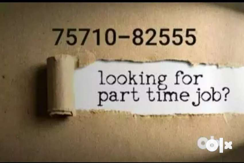 One of the best opportunity for part time 0