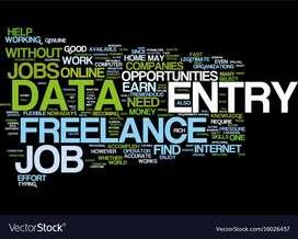 Freshers Hiring for Data typing Operator -931963. 7778
