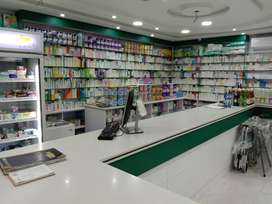 Pharmacy salesman job
