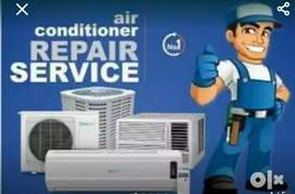All brands ACs Servicing and Repairing@300