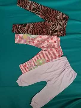 Celana anak + leging