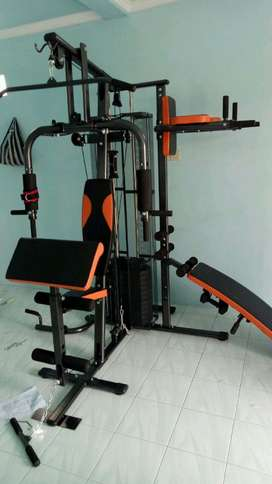 home gym 3 sisi samsak// new anda graduated