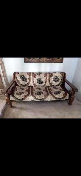 A Complete Sofa Set