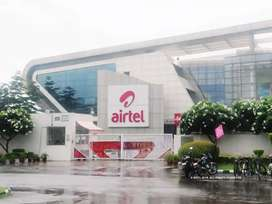 AIRTEL OFFICE (Direct Joining)Need Customer Care Ex./Data Entry Operat
