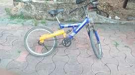 HERO RAPID condition  no back brake