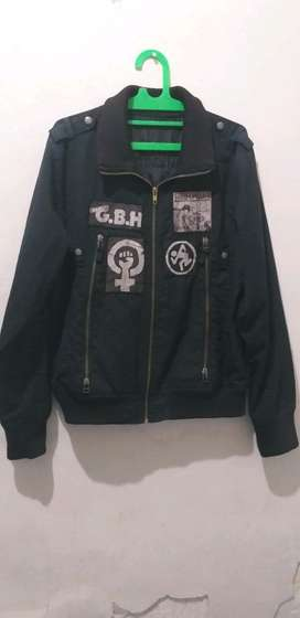 Patch Jacket ( Full emblem )