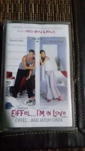 Kaset pita eiffel im in love sountrack film