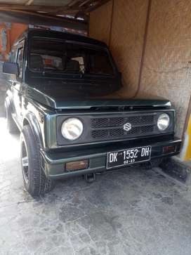 Suzuki Jimnie 1991 Bensin