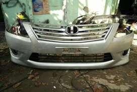 Bumper depan innova 2012 original