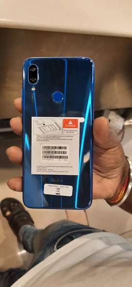 Mi note 7 4gb and 64gb