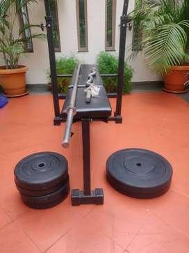 Gym Set 9 pieces