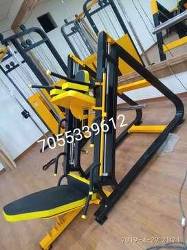 Fantastic gym machines