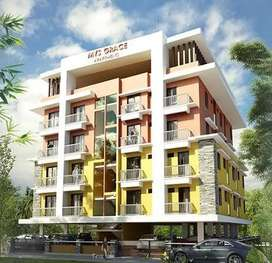 Fully furnished 2 bhk ac flat for rent