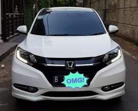 Honda HRV 1.8 Prestige 2016 Putih