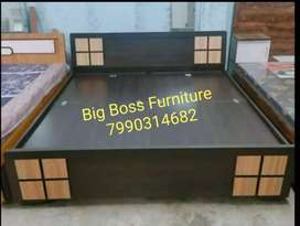 Brand New Socket Colour King Size Bed
