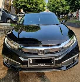 Honda Civic Turbo Sedan 2020