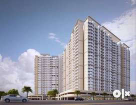 %For sale In ₹ 45Lacs * Ghodbuder Road, Thane % 1BHK-370 Sqft%