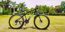 Jaguar Fat Tyre Cycle