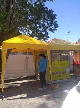 Tenda tenda makmur