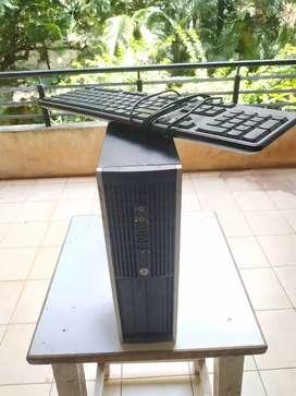 HP Compaq Elite Desktop computer