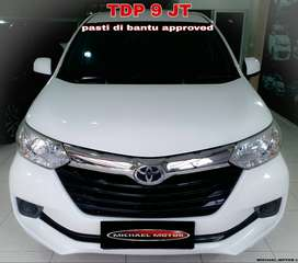 Toyota Grand Avanza DP9Jt E AT 2016 KM ANTIK 30RB