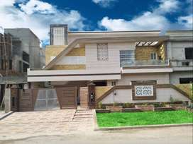 BRAND NEW KANAL MODERN DESIGN BUNGALOW IS UP FOR SALE