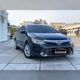 TOYOTA CAMRY 2.5 V AT 2017 LOW KM